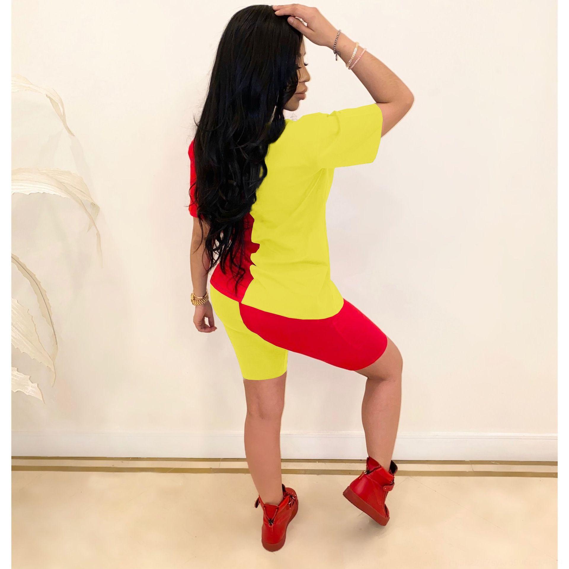 dxxsu BN053 vestuário 2020 print floral Flor esportes costura de roupas 2020 floral impressão língua língua Flor das mulheres terno BN053 das mulheres st
