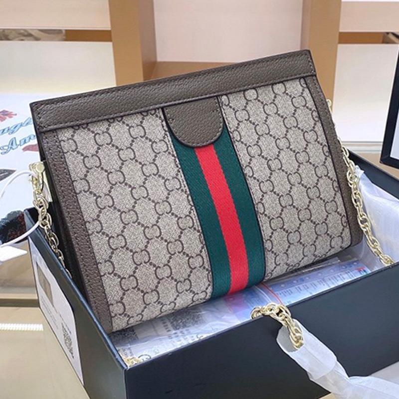 Bolsas de hombro Bolsa de hombro de las mujeres rojo y verde magnética Soporte Lienzo mensajero de las señoras bolsa de rayas beige Imprimir sobres bolsa Type5
