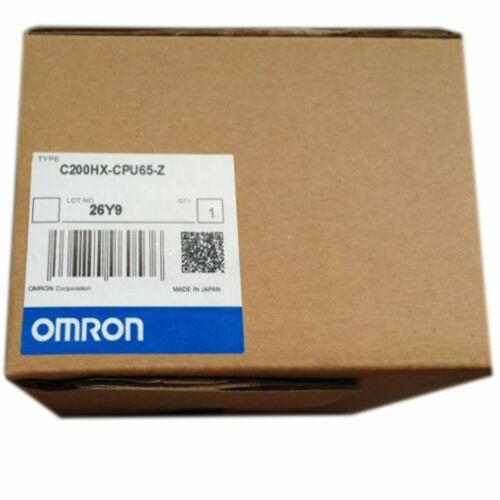 nouvelle Omron C200HX-CPU65-Z Garantie PLC Module un an C200HXCPU65Z