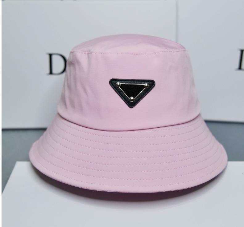 Nuevo sombrero del cubo para hombres y mujeres la moda de Nueva clásico diseñador de las mujeres del sombrero del resorte del otoño nueva 20ss Pescador sombrero de Sun Caps nave de la gota