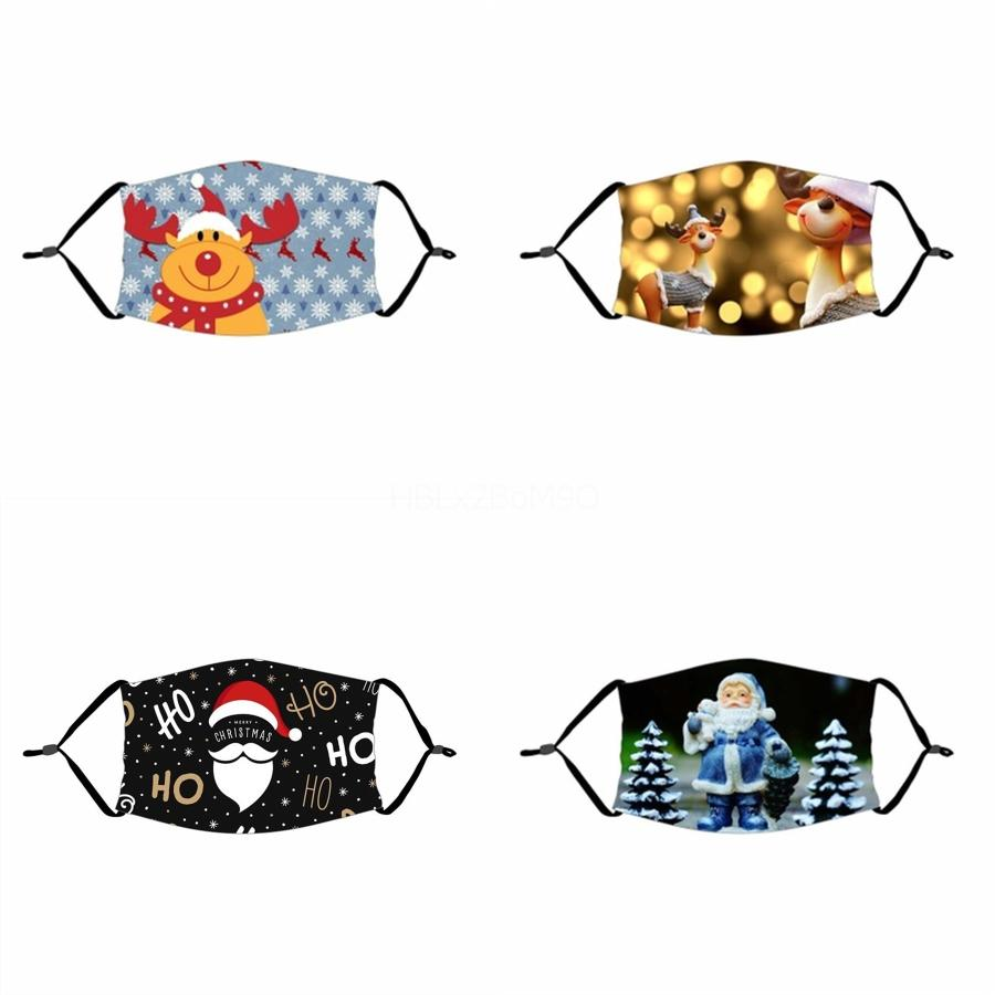Designer Stampato Maschera Prective Maschera ultravioletto-prova antipolvere Equitazione Sport Stampa Maschere donne bocca # 838