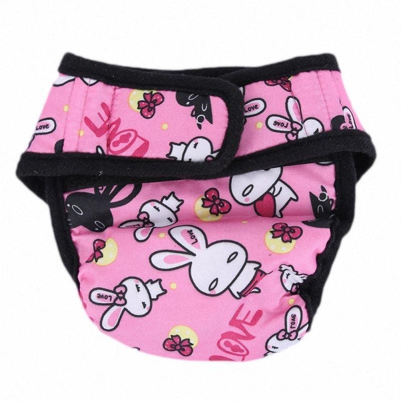 Mascota perro grande de pañales sanitarios fisiológicos ropa interior lavable perro femenino pone en cortocircuito las bragas menstruación ropa interior calzoncillos cortos LSo7 #