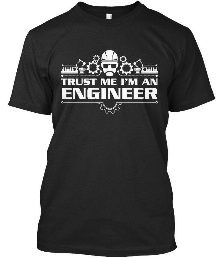 Güven Me Im An Mühendis - Ben tişört Zarif Baskı Tişört Yaz Stili En Tee Yeni 2020 Moda Klasik Mühendis değilim