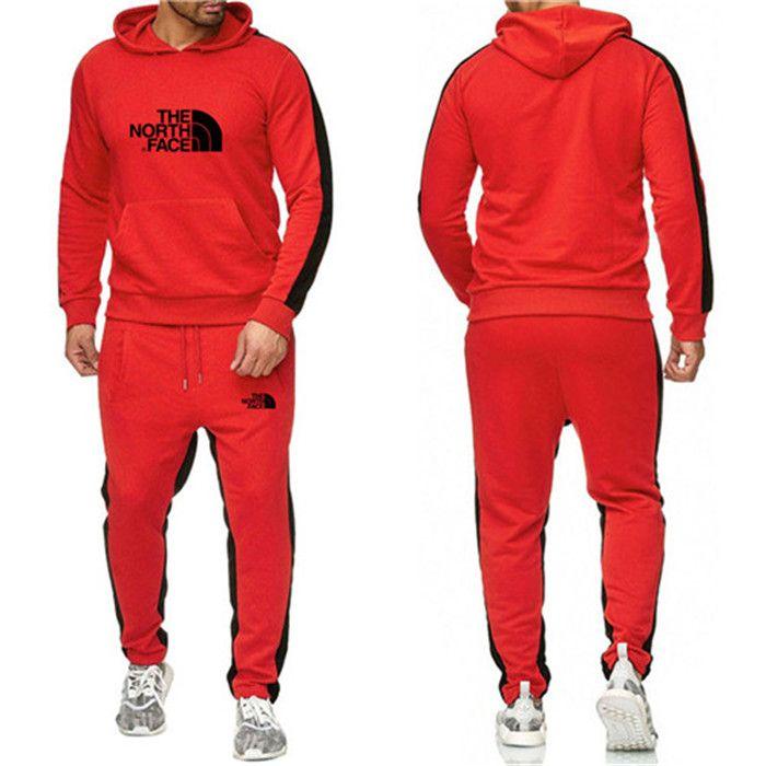 2020 neue Art und Weise Mens Sportkleidung, Männlich beiläufige Sweatshirt, Mann Marke hiphop Sport Anzug, Männer Freizeit Outdoor Hoodie Anzug