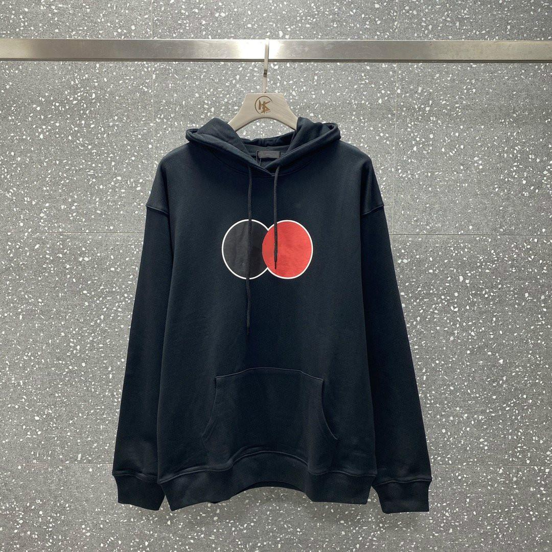 2020 hommes Sweatshirts Sports Brand hiver Pulls décontractés Cotton Smooth Texture Anti-Rides Beau Handsome Impression numérique logo Sweat-shirt