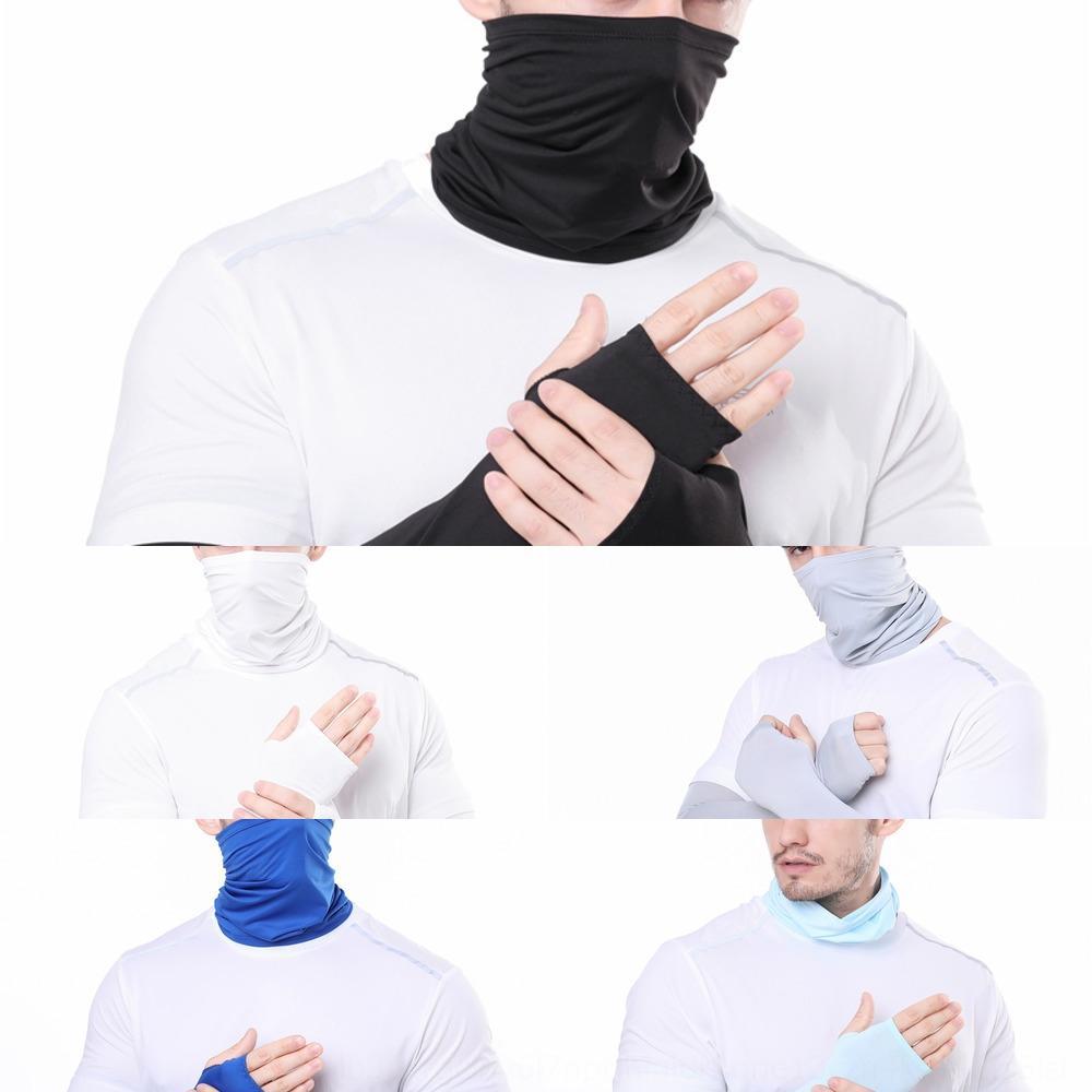 Equitação vestuário de protecção esportes roupas de proteção manga lenço combinação sol UV manga braço protecção lenço proteção terno i2hf4 i2hf