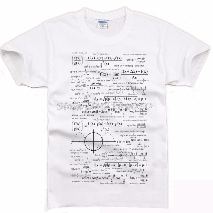 Новый Новый рационально получить реальные футболки Мужчины NERD GEEK PI Смешной Math Tshirts Tshirts Leisture Топ тройники