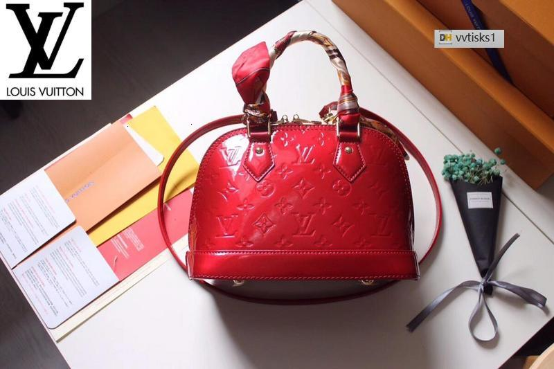 vvtisks1 LE73 Red 91606 (09E7) Women HANDBAGS ICONIC BAGS TOP HANDLES SHOULDER BAGS TOTES CROSS BODY BAG CLUTCHES EVENING