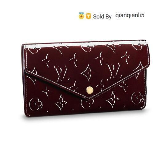qianqianli5 PL8C WALLET M61688 NEW WOMEN FASHION SHOWS EXOTIC LEATHER BAGS ICONIC BAGS CLUTCHES EVENING CHAIN WALLETS PURSE
