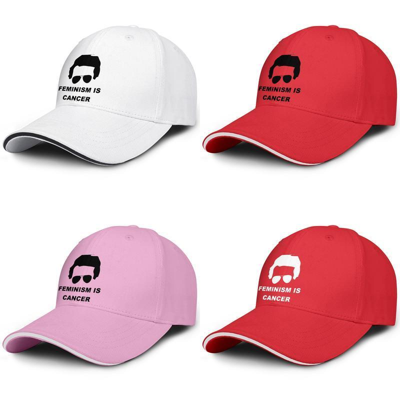 Fashion Baseball Cap Feminism Is Cancer Adjustable Ball Hat Cool Personalized Trucker Cricket Diamond Symbol