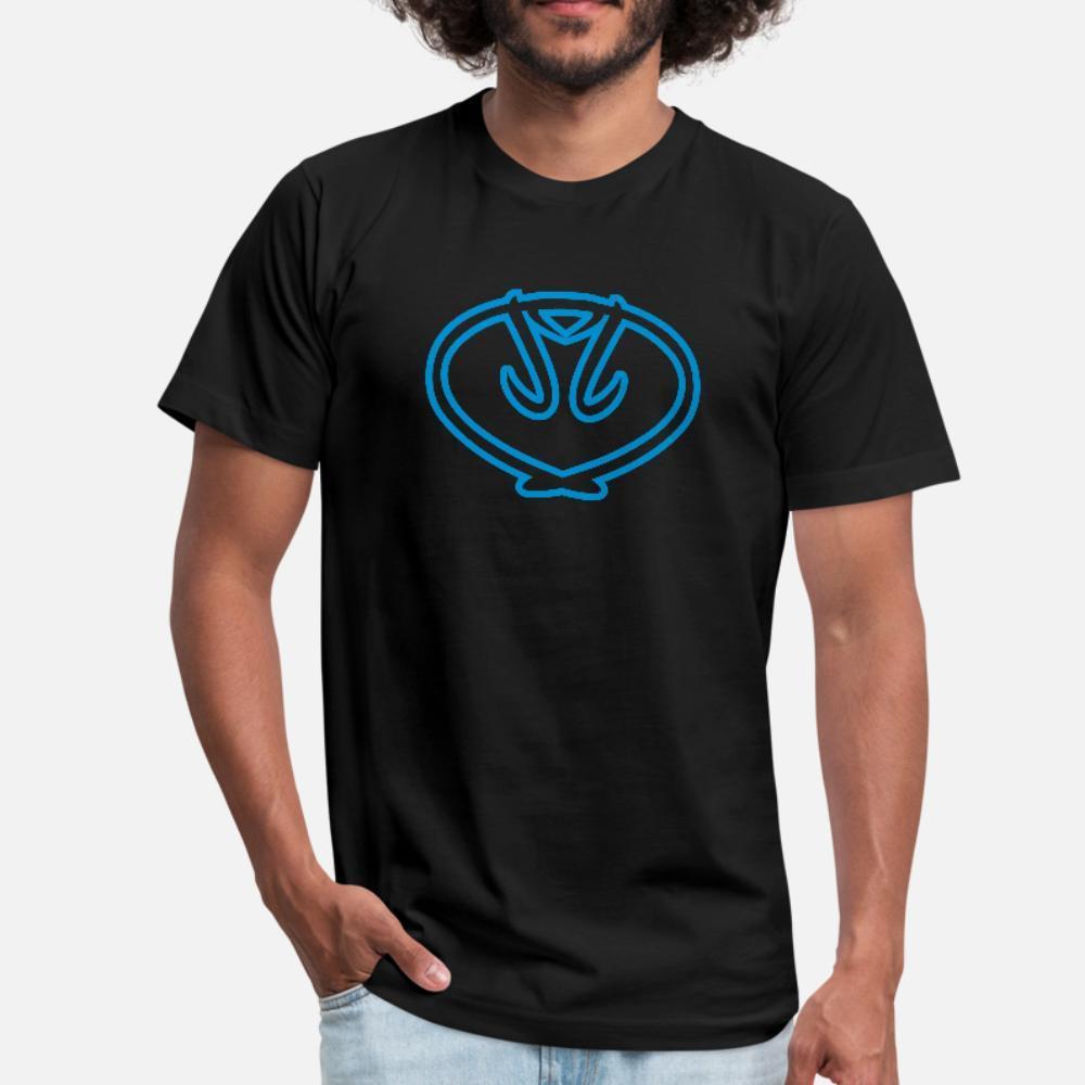 Drew icona solida uomini della maglietta della stampa di cotone o collo Lettera Carino Comico Spring Pictures autunno camicia