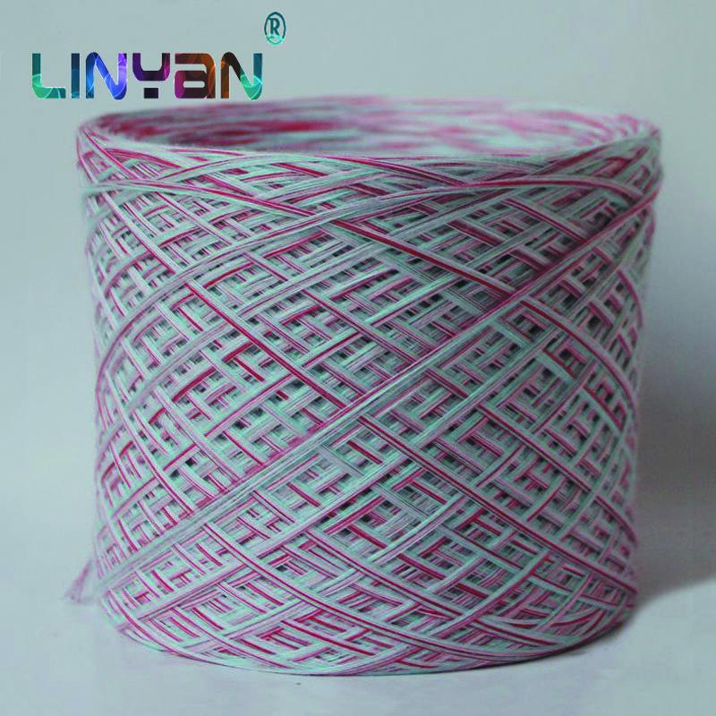 250 g * 1piece Heather ganchillo hilo de rosca para hacer punto bebé tejer crochet de algodón hilo de jersey tejido a mano el SOS al por mayor! ZL6