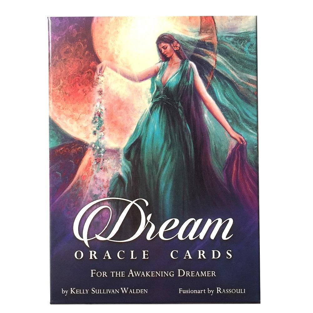 Risveglio Tarocchi calda che gioca le carte del gioco Carte di vendita Oracle The Dreamer per Dream Per Patry Carte bbykkj yh_pack