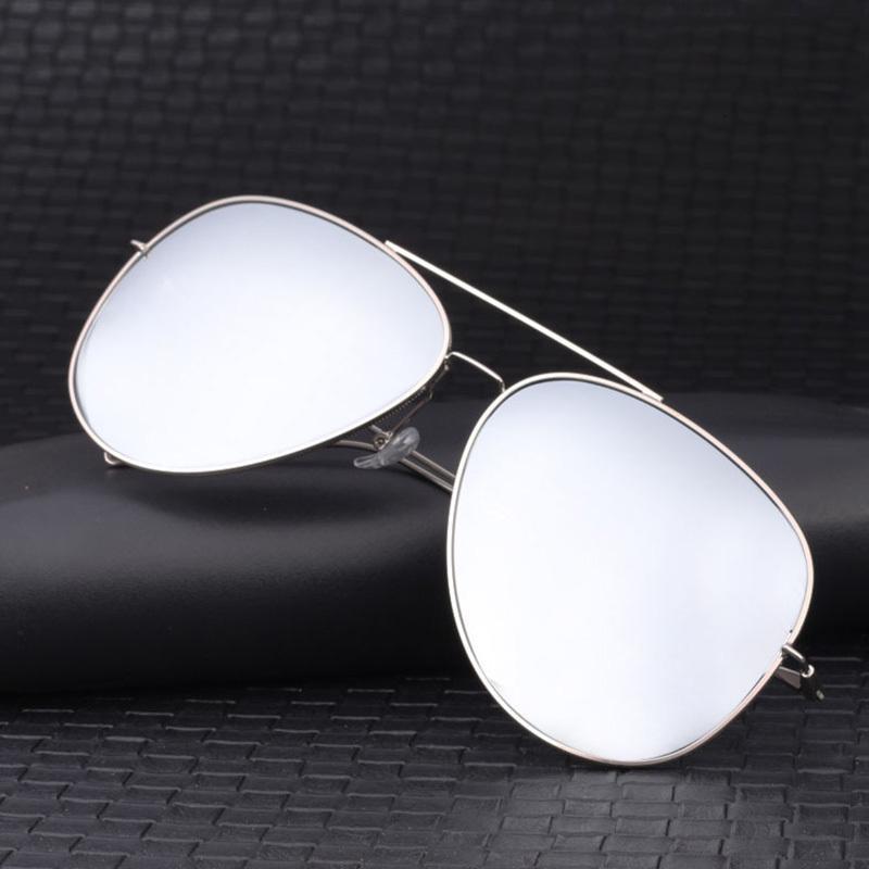 Adam Sürüş Gözlük Kaplama Karşıtı Reflection 160mm Boy Polarize Güneş Gözlüğü Erkekler Kadınlar Havacılık Güneş Gözlükleri İri Büyük