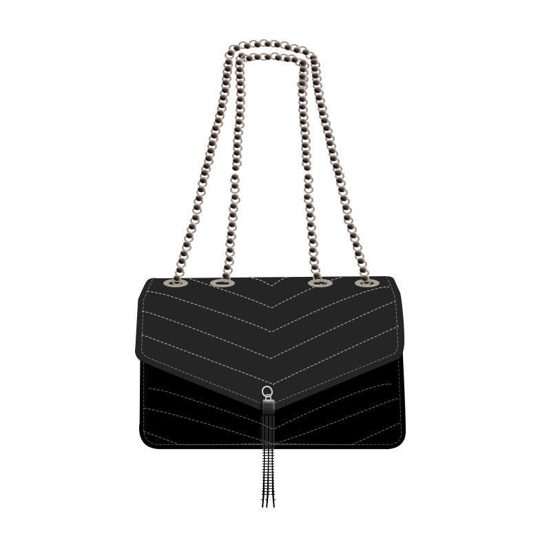 2021 superiore 3A borsa borsa portafogli frizione classico signore adattano pelle morbida piega del messaggero della borsa Fannypack con la scatola all'ingrosso