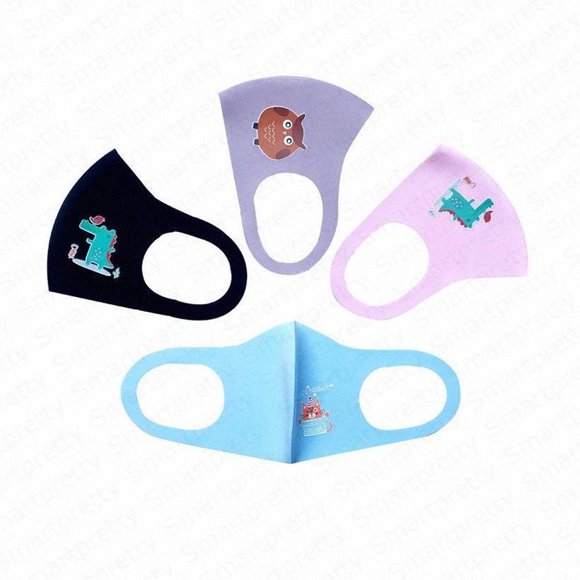 Üst Satış Üç Katmanlı Yüz Çocuklar Erkekler Kızlar toz geçirmez Nefes Uzay Pamuk Maskeler Kapak Çocuk Cartton Maske Ağız Kül DHL E QDUD # yazdır