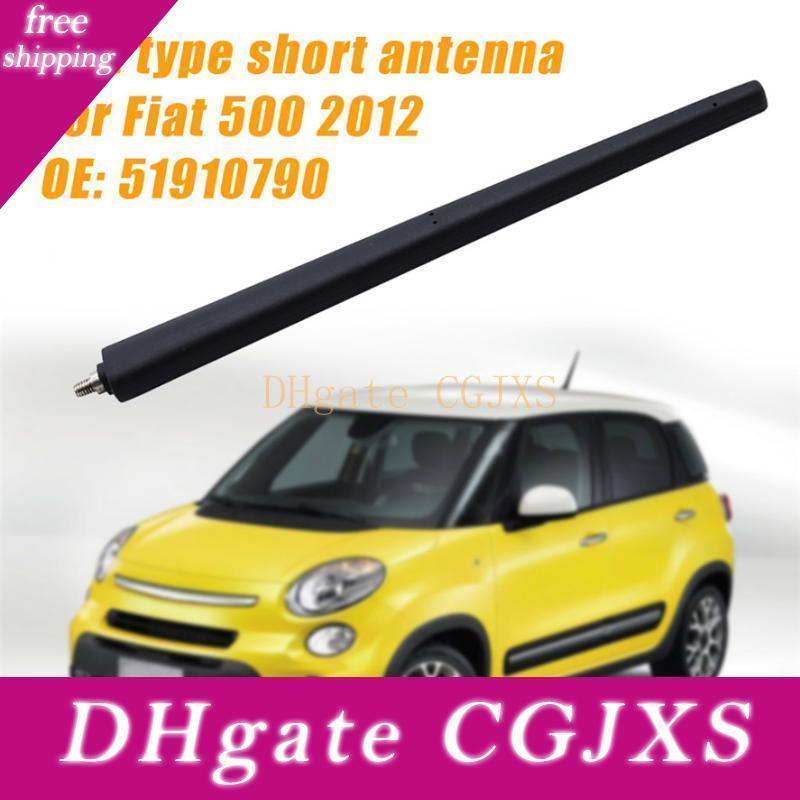 Araç Anten 1 adet 20 cm Değiştirme Kısa Vida Tipi Düz Tip Kısa Anten Aksesuar 51910790 J06 # 40 Gps Konu