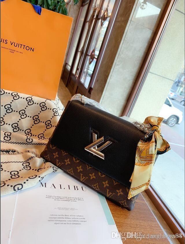 Üç parçalı çantası kadın çantası tasarımcıları çanta tasarımcıları lüks çanta çanta lüks debriyaj deri omuz çantası 40156 ücretsiz kargo - 14
