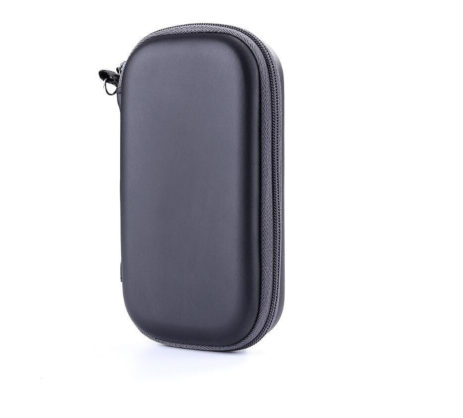 Almacenamiento cápsula de café bolsa de café comprimido Caja de almacenamiento portátiles bolsa exterior 8 Bolsas de café portable del envío libre de DHL 218