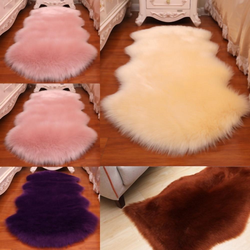 Kn1dN Verkauf Teppich Wohnzimmer Couchtisch Nachahmung Wolle Teppich Super Schlafzimmer Das Das weiche, modisch und einfach. DT geometrisch ist