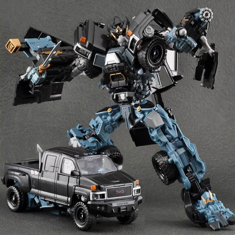 WEI JIANG nova transformação anime Action Figure Filme Boy SS legal do dinossauro robô carro de tanque miúdo modelo brinquedos das crianças presentes
