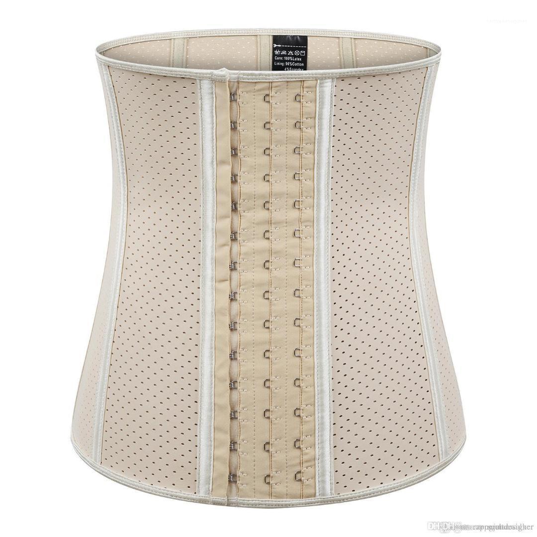Cinchers la cintura del color sólido de Puls femenino de la talla de la ropa interior Ropa BodyCon la ropa ocasional de las mujeres del diseñador de moda