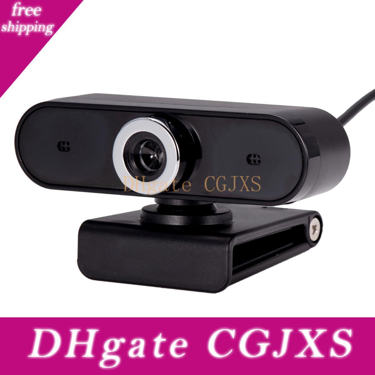 Caméra Webcam externe numérique intégré Microphone -Dans Caméras de réduction du bruit Rotation 360 degrés Gy88 T200410
