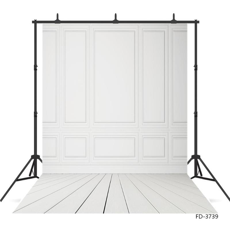 Svuotare Fotografia Camera Fondali Computer stampato in vinile Photoshoot Sfondo per Matrimonio Bambini Indoor Photo Studio