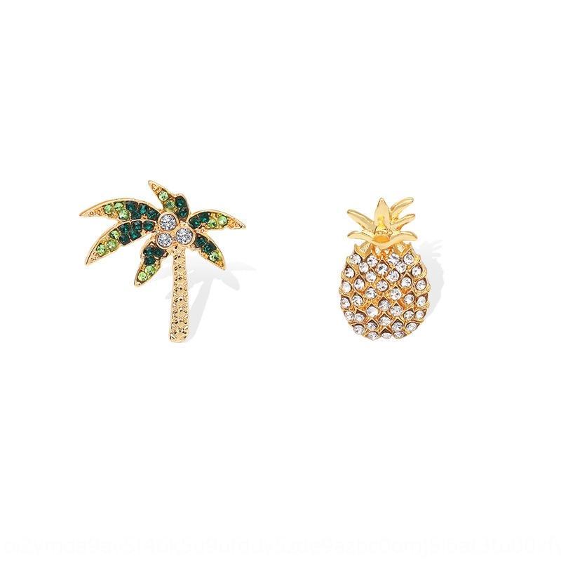 Wang Xiao Zhan Yibo même badge à la mode étudiant de fées copines Broche super cadeau deux insigne ananas bijoux ananas Jewelry d1