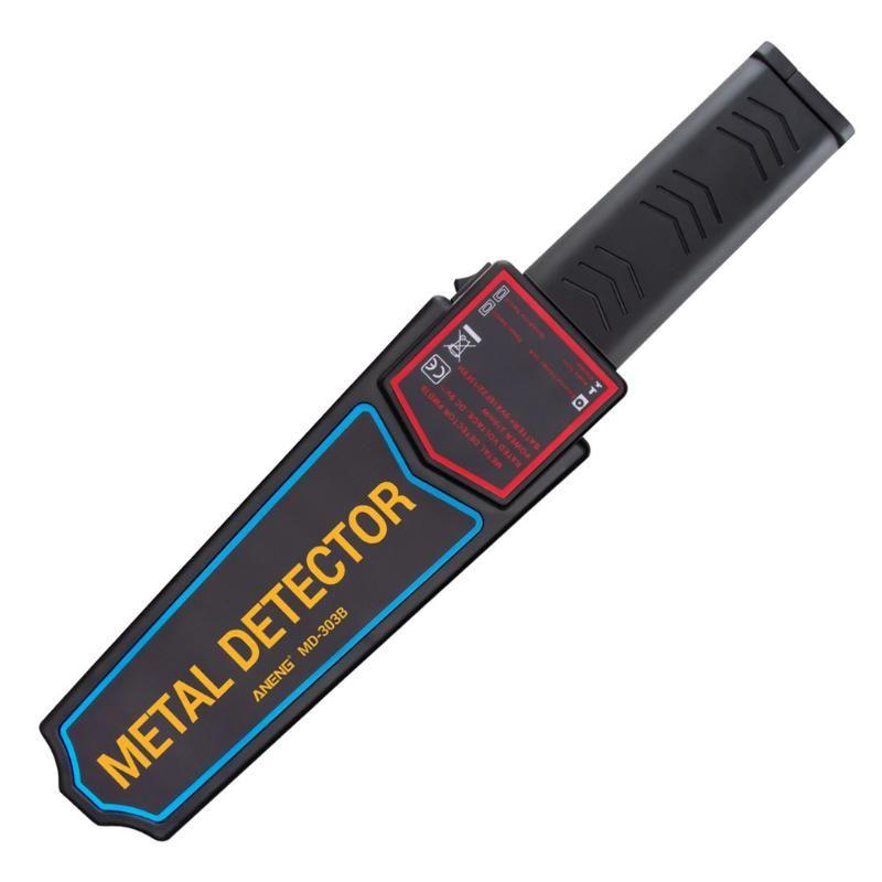Инструмент металлоискатель Промышленный электронный зонд вибро сигнализации Легкий Применение Высокая чувствительность Pin Pointer безопасности Портативный