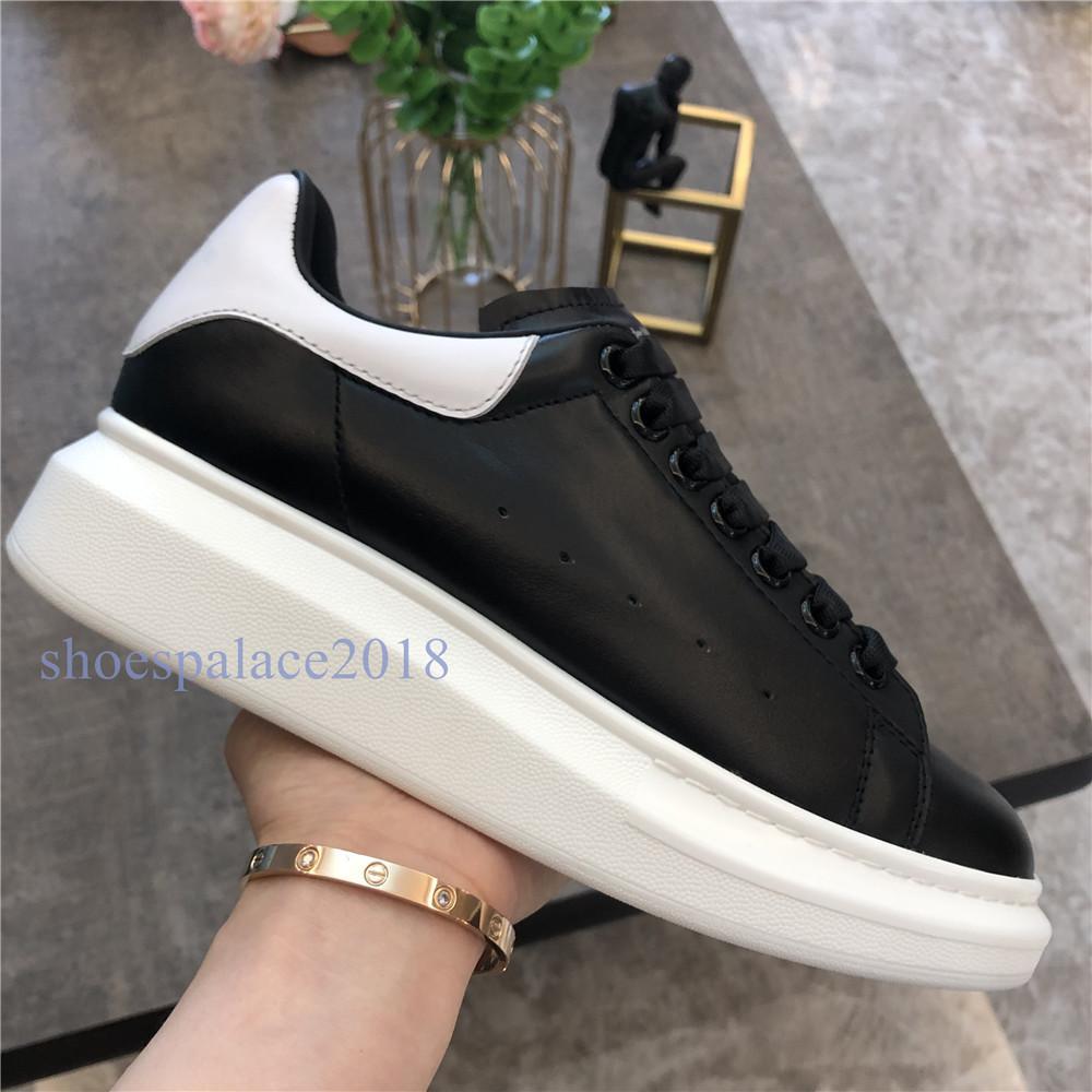 وفي رخيصة بيع أحذية رجل إمرأة الرياضة منصة حذاء رياضة حذاء مسطح سيدة عادية أسود وردي الذهب الجري التنس الراحة 35-43