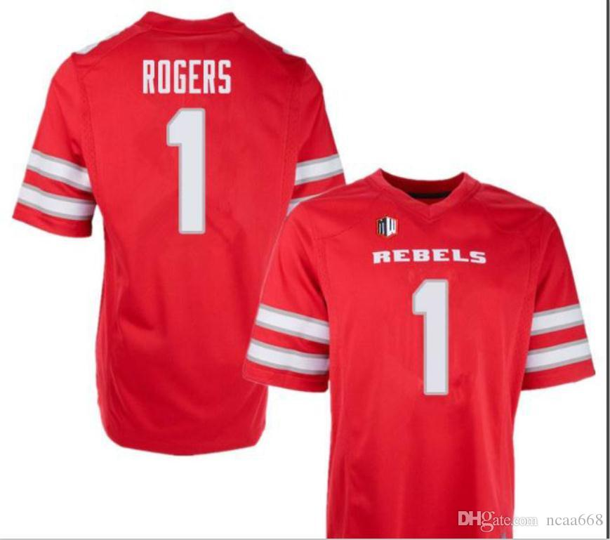 CUSTOM Men,Youth,women,toddler, UNLV Rebels Personalized ANY NAME AND NUMBER ANY SIZE Stitched Top Quality College jersey