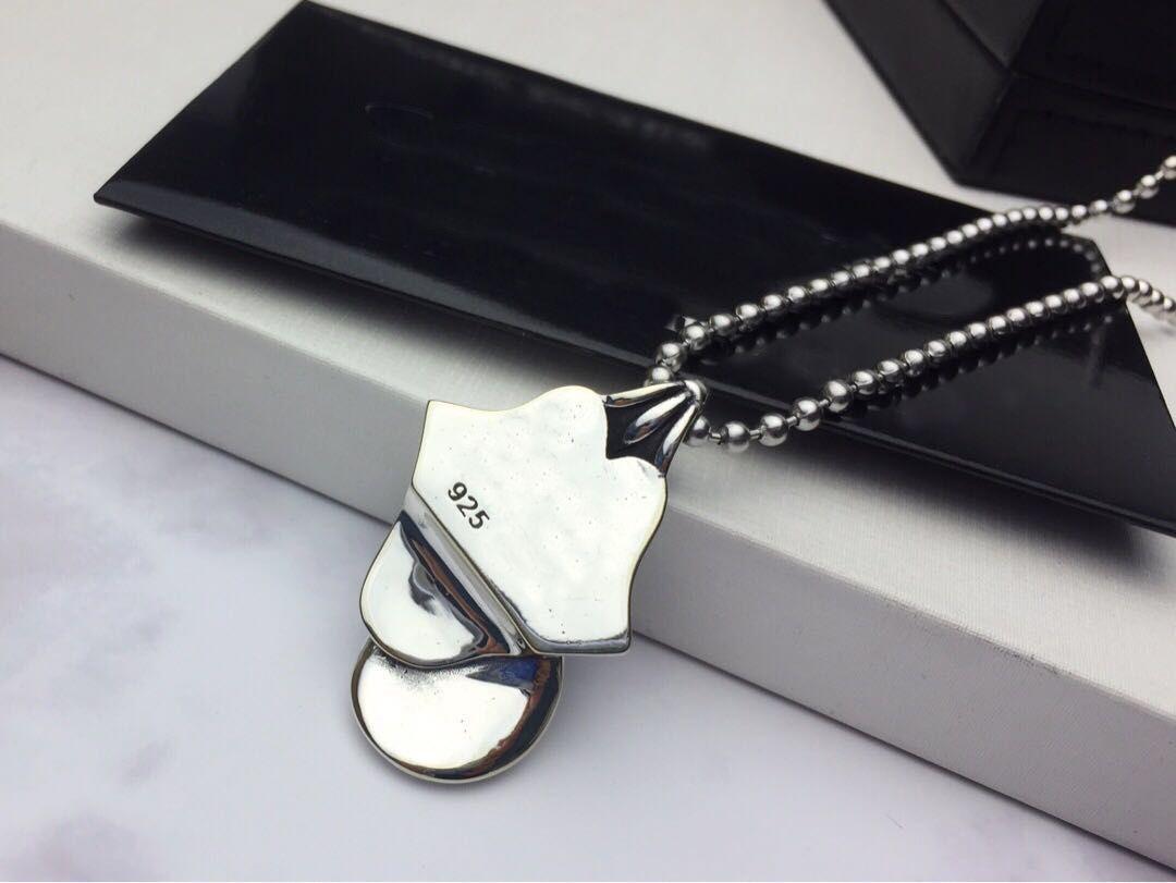 chaînes de mode croix crâne collier lèvres pour dame design mans et les femmes du Parti cadeau de mariage Lovers Bijoux Hip hop