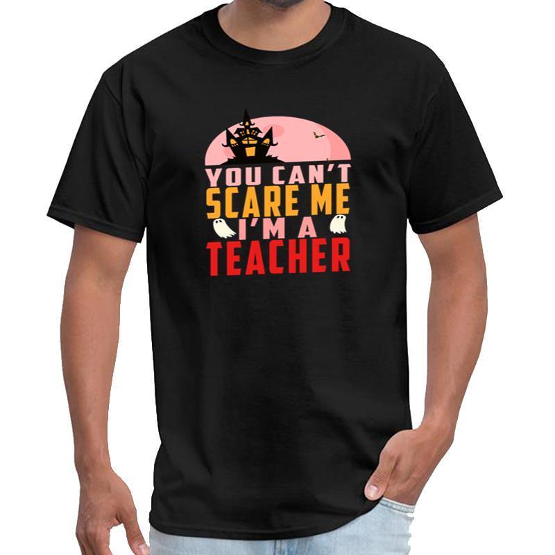 Personalizza Halloween Maestro maglietta un pezzo vetement homme maglietta degli uomini modello di s-5XL