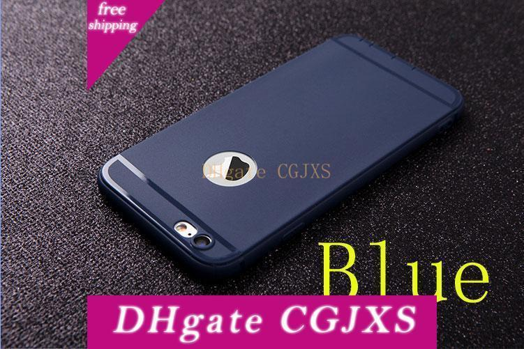 Для Iphone 7 7 Plus Case iPhone 6S Кристалл Гель чехол для Iphone 6с Plus Ультра -Thin Прозрачные мягкие TPU Случаи Четкие Случаи