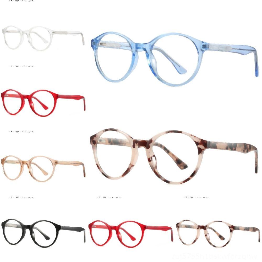 tfcQ2 Square Eyewear WomenFashion Clear Unsex Blu-ray Sun Glass Ladies Vintage Alloy Frame ColorfulLens Gradient Plane mirror