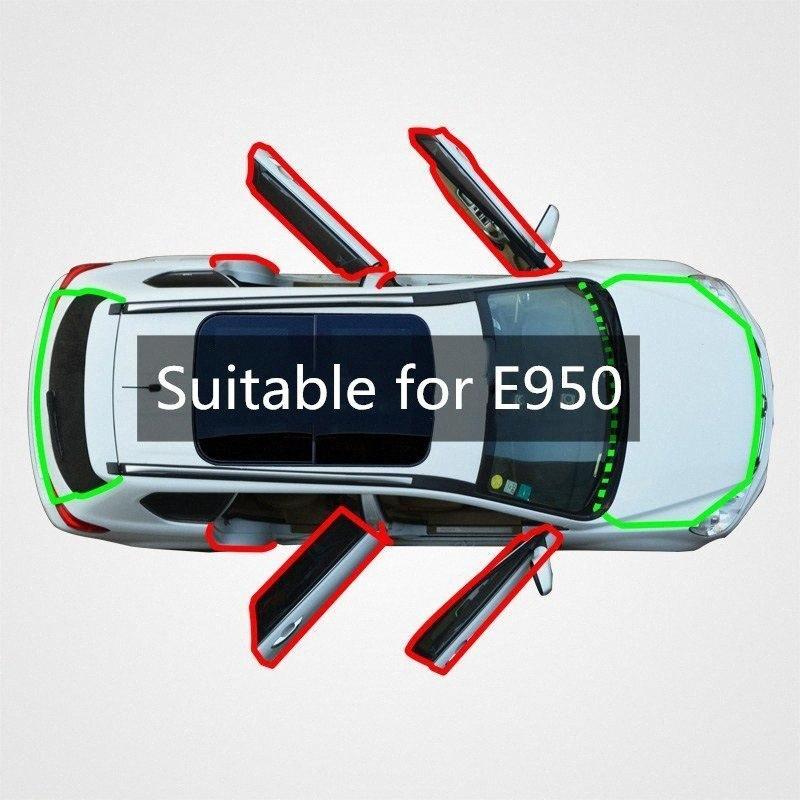 Для использования Roewe E950 автомобиля резинового уплотнения IRDC #