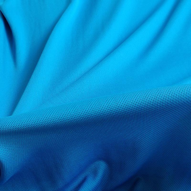 tessuto a maglia per gli sport veloce asciugatura rapida dell'umidità materiale traspirante T200810