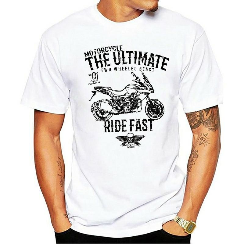 JL Ultimate Aprilia Caponord 1200 inspired Motorbike Art T-shirts