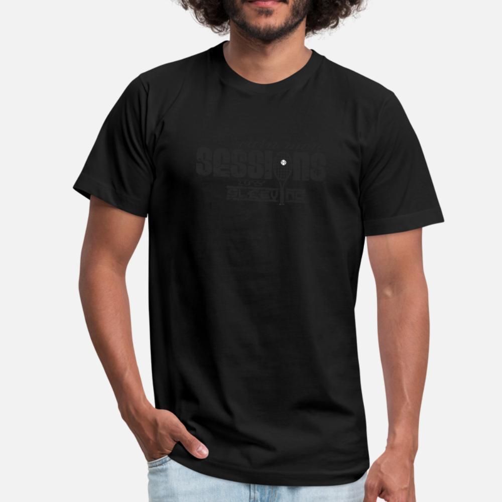 Заработать больше Sessions т рубашки мужчин дизайнер 100% хлопка круглого воротника сплошного цвета Мило Юмор Summer Style Novelty рубашки