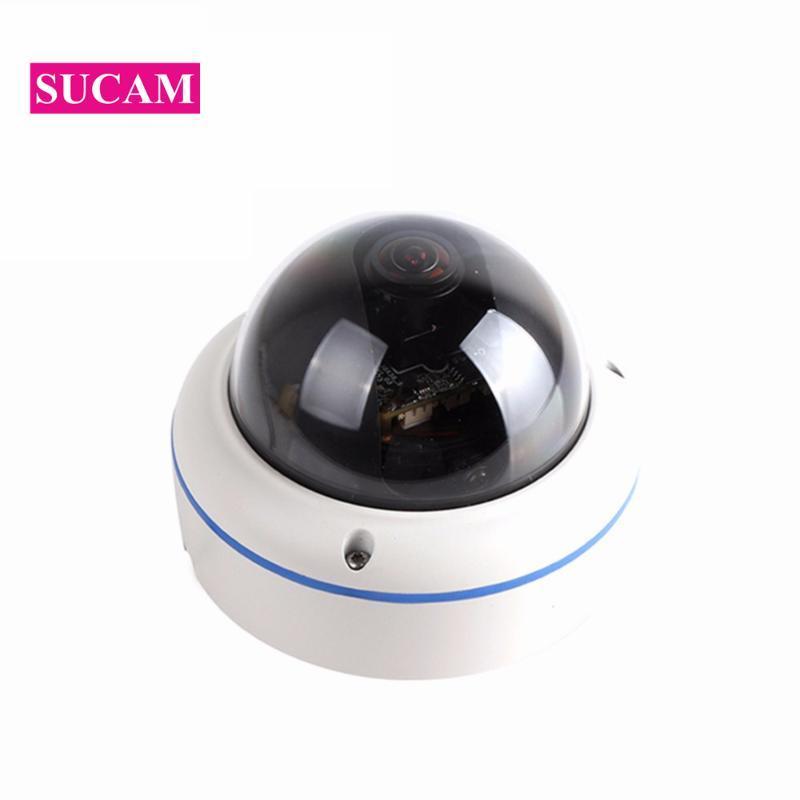 Dia Cor AHD Starlight Dome Segurança câmera de 2MP alta resolução vigilância por vídeo analógico da câmera e Night Vision com OSD