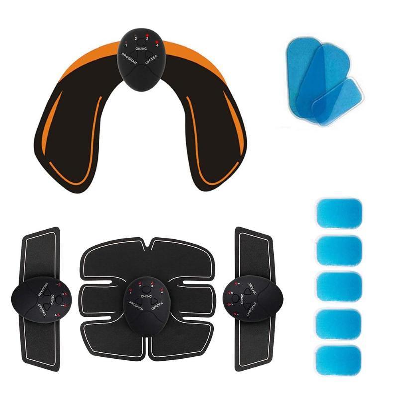 HIP-Stimulator-Gesäß Anheben Trainer + Körperform Muskelauszugsausrüstung