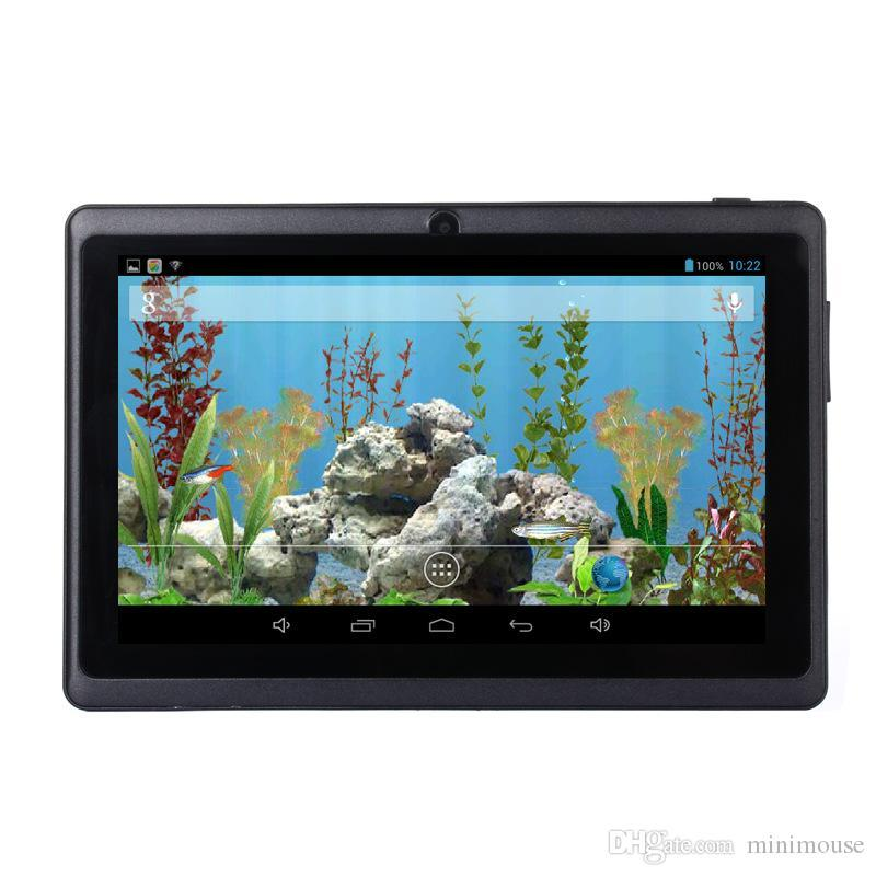 7inch HD display Tablet PC OEM and ODM computer factory
