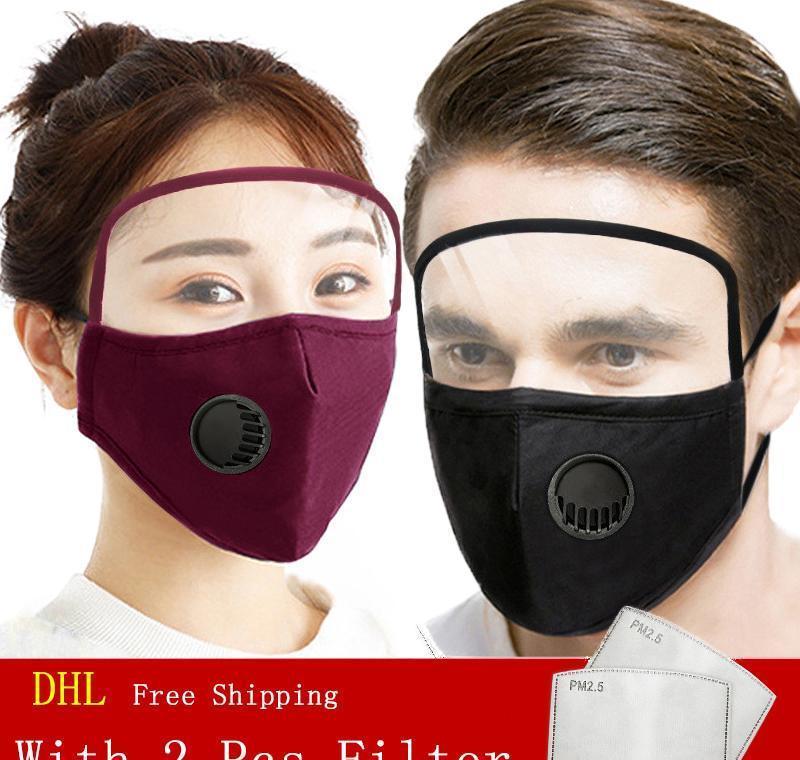 PM2.5 Pamuk Maskeler MMJ2010 rlgBzSDYfJkrH ile Toz Adet Koruyucu 1 Valf 2 Duman 2 Moda Ve Filtre Yeniden kullanılabilir Nefes Yüz Maskeleri Maske