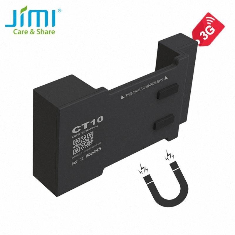 Concox CT10 3G Konteyner Araba GPS Tracker ile Global Dolaşım Kargo Nakliye 60 Gün Bekleme Süresi IP65 Toz ve su geçirmez GPS MJ8G #