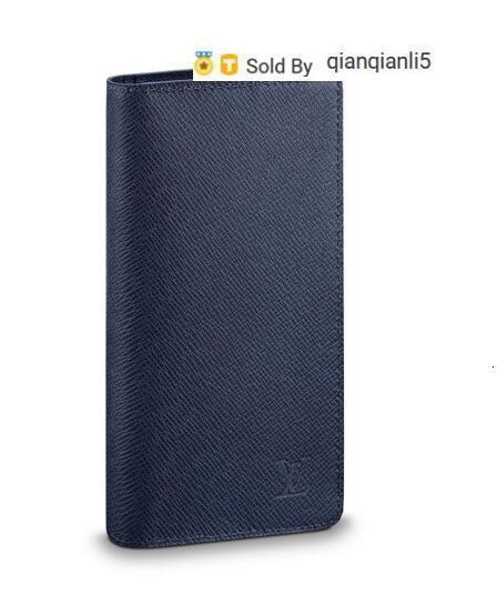 qianqianli5 JM56 CARTERA M30502 hombres de la correa BOLSOS de cueros exóticos BOLSAS ICÓNICOS garras carpetas del monedero de la cartera