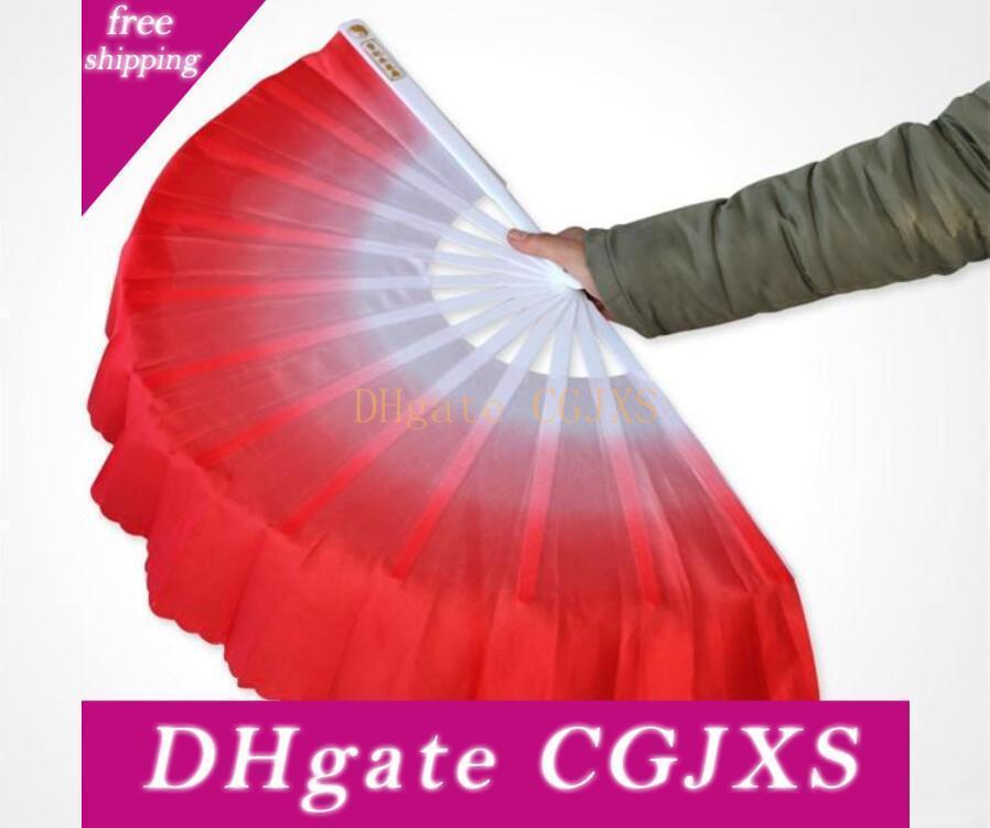 Düğün Favor Hediye DHL Sf -Express Ücretsiz Gemi için Sıcak Satış Çinli Dans Fan İpek Veil 5 Renkler
