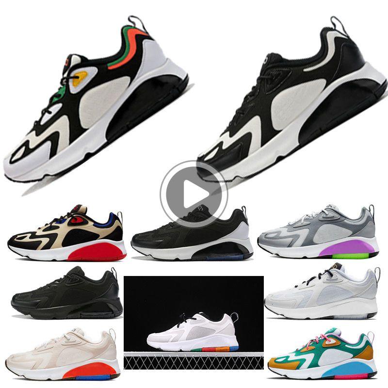 com almofada de ar caixa de Designer 200 almofadas sapatos masculinos mulheres Sapatilhas max Chaussures formadores de areia do deserto Místico runnning esportes hot3e6c SEOE