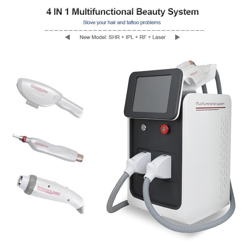ND YAG лазерная татуировка машина удаления Q Switch YAG лазерные волосы волосы удаление пигментации лечение красота оборудование