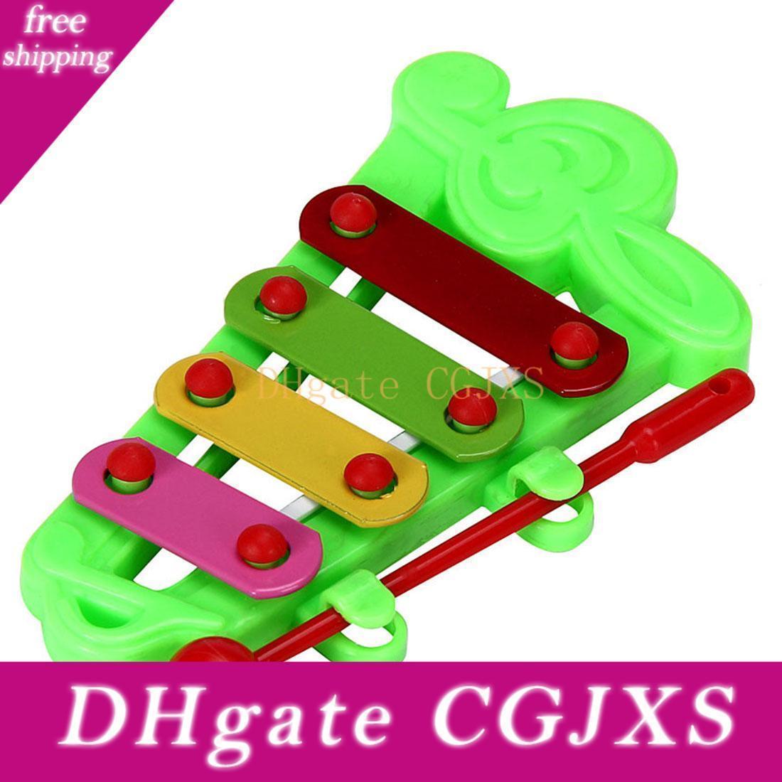 Of 2 Adet (Bebek Çocuk 4 -Note Ksilofonlar Müzikal oyuncaklar Bilgelik Geliştirme)